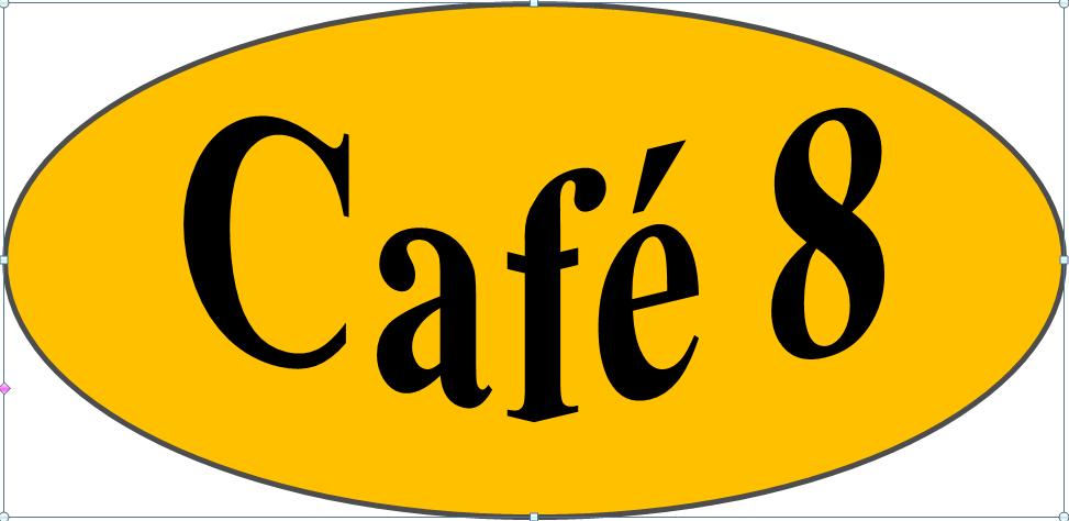 Café 8 Symbol